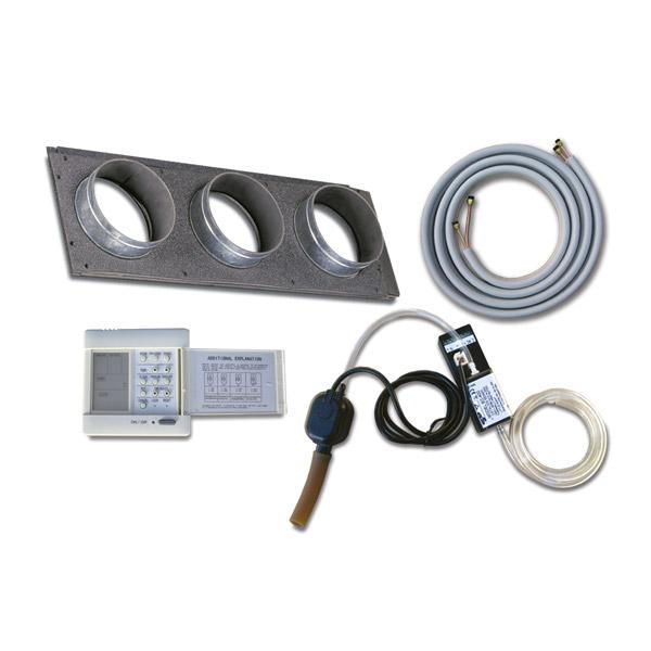 Accesorios para equipos de aire acondicionado