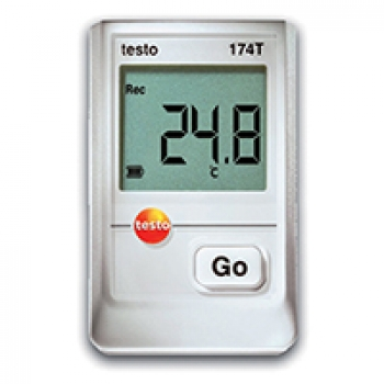 Kit termógrafo mini T 174 T Testo