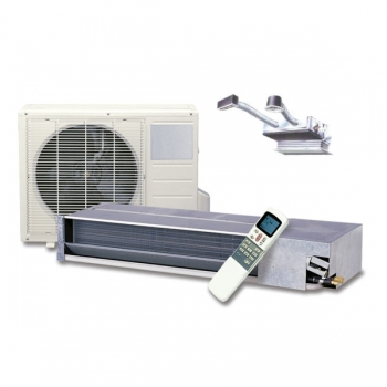 Aire acondicionado split ducto 24.000 Btu