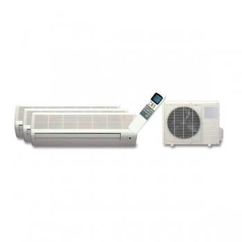 Aire acondicionado multisplit, 3 x 9.000 Btu