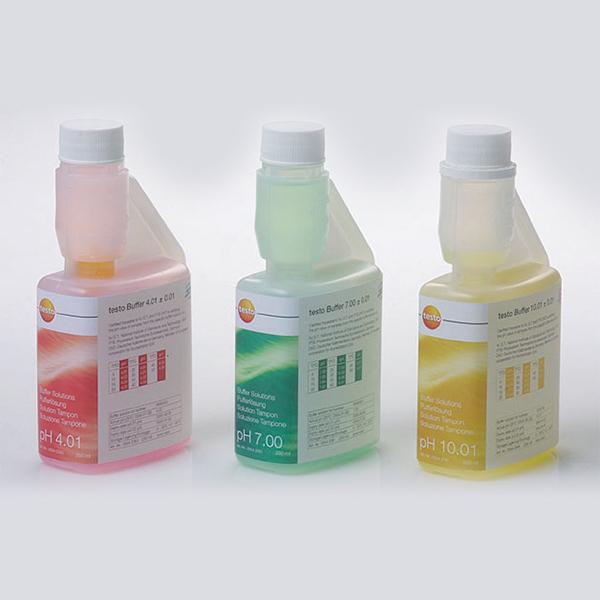 Buffer para calibración de pH metro pH 7,00 Testo