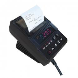 Termógrafo con impresora incorporada