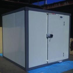 Cámara de refrigeración modular