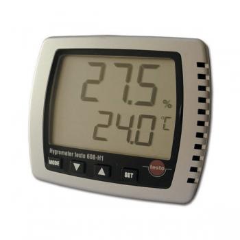 Termohigrómetro T 608-H1 Testo