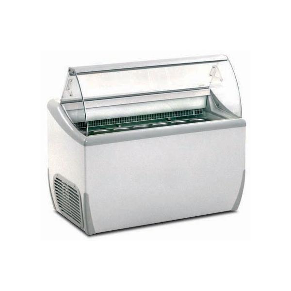 Barquillera J7 para helados