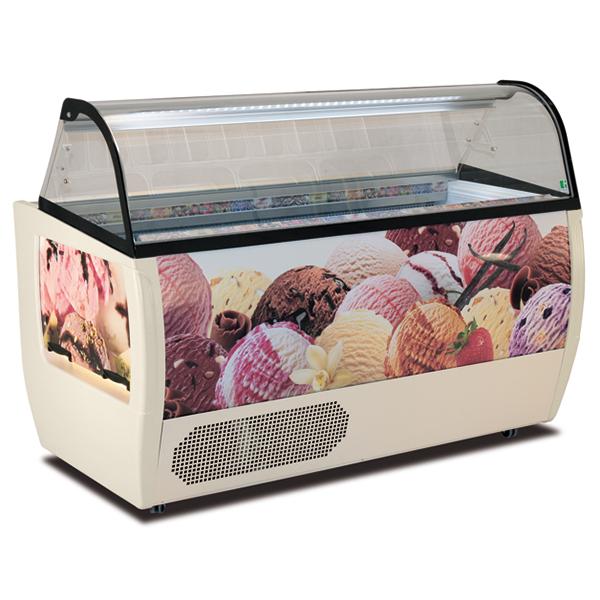 Barquillera Rumba 13 para helados