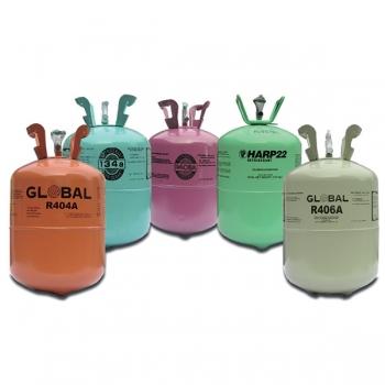 R-410 bombona de gas refrigerante 11 kgs