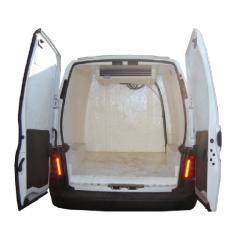 Aislación térmica para vehículos refrigerados