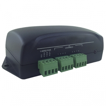 PT100 interface para conector Plug & Track