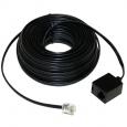 Cable extensión 25 metros Plug & Track