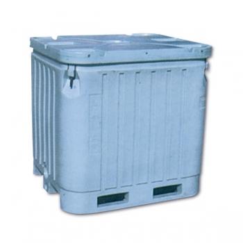 Caja térmica CG 800 lts con tapa