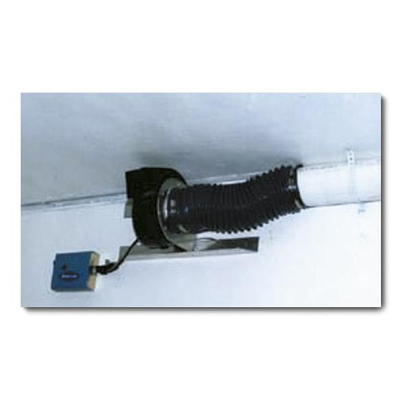 Cold Draw, ventilador con termostato fijo para trailer refrigerado