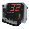 D 505, display temperatura para trailer refrigerado