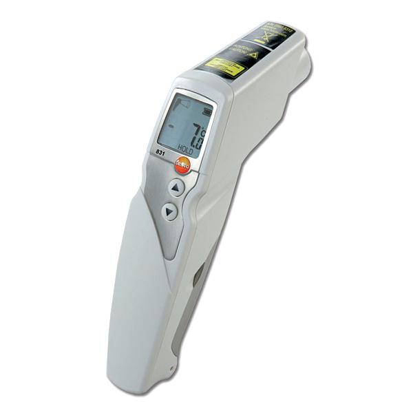 Termómetro infrarrojo  T 831 Testo