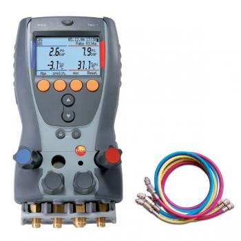 Analizador de refrigeración T 570-1 set Testo