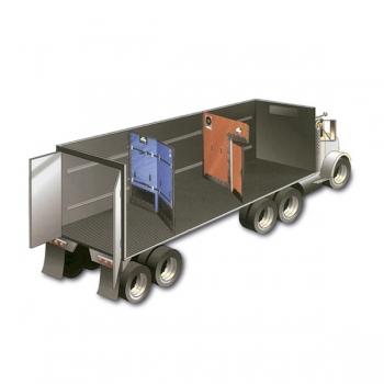 D 601, display temperatura para trailer refrigerado