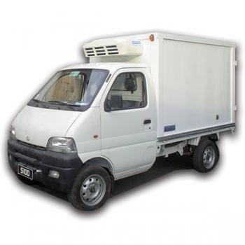 refrimarket 5 frontal 12 volts - Equipo de refrigeración para transporte