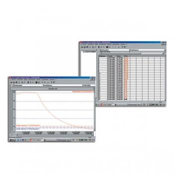 Termógrafo mini T 174 T Testo