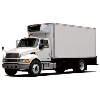 Carrier Supra 750 E, con opción eléctrica - Equipo de refrigeración autónomo para camión